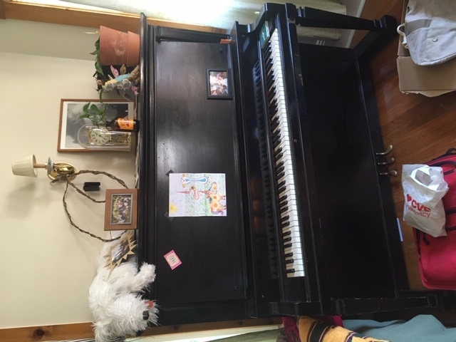 Upright Piano in great condition Norris Hyde Image 1