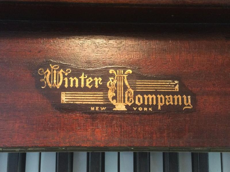 FREE Winter Co Upright Piano Image 2