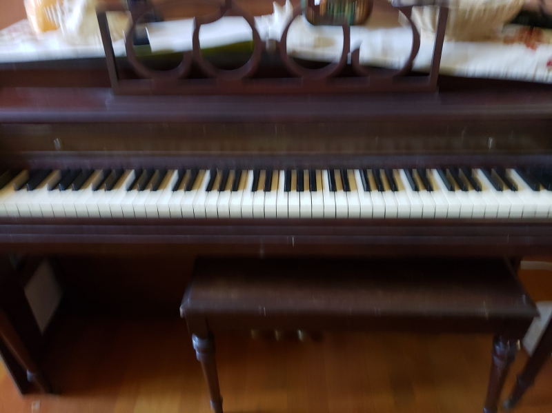 Cable Nelson Upright Piano Image 2