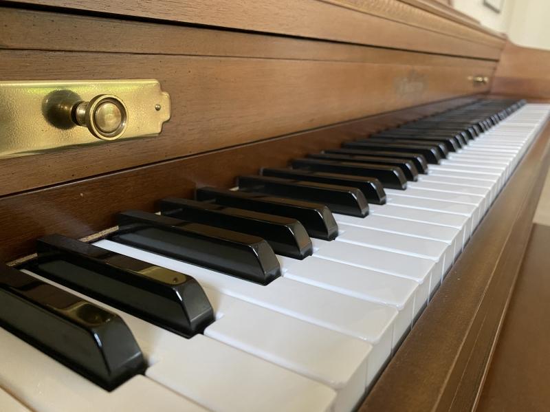 Free Chickering Piano Image 3
