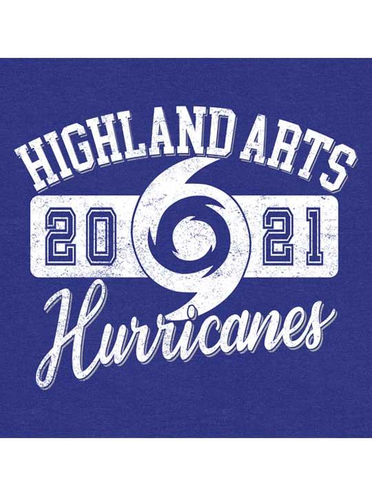 highland 2020 t shirt